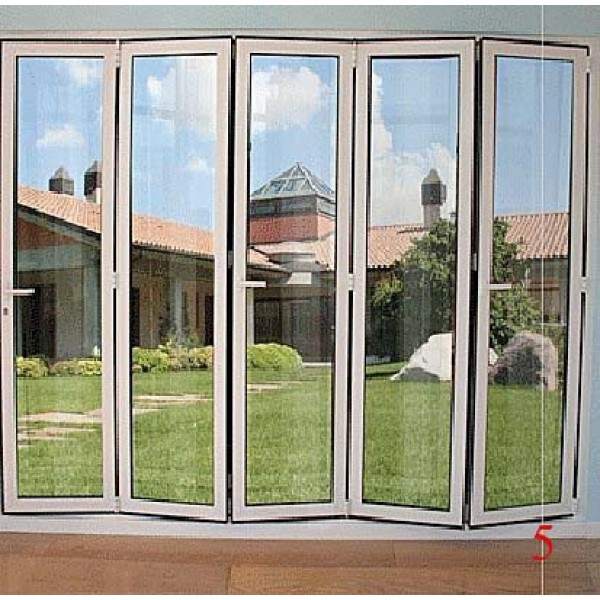 Aluminum carpinteria de aluminio ventanas cerramientos for Precio de puertas plegables