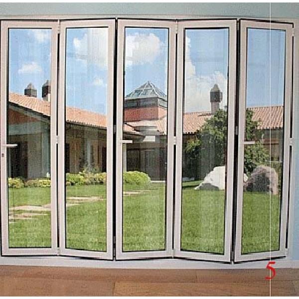 Aluminum carpinteria de aluminio ventanas cerramientos - Puertas plegables de aluminio ...